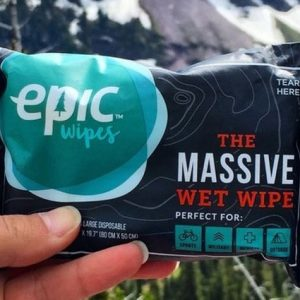 Pocket Shower Wipes