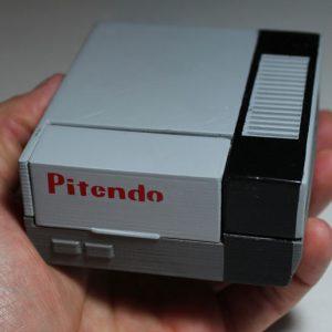 Pocket Sized Retro NES Emulator