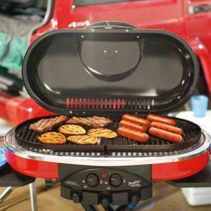 Portable Road Trip Grill