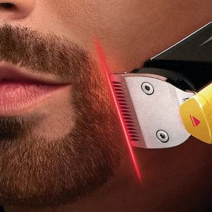Precision Laser Beard Trimmer