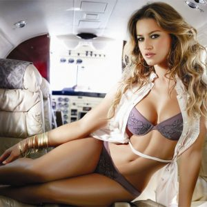 Private Mile High Club Experience