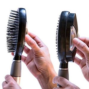 Quick Cleaning Hair Brush