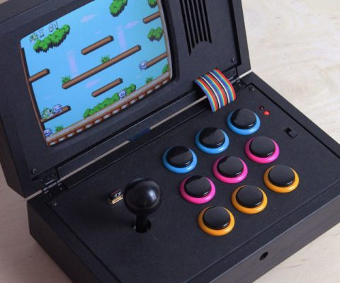 R-Kaid Portable Game Console