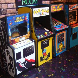 Replica Mini Arcade Machines