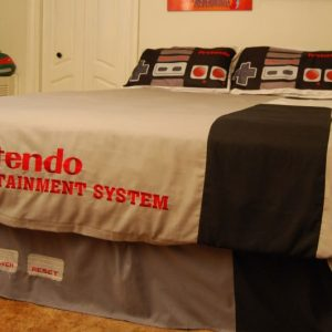 Retro Nintendo Bed Set