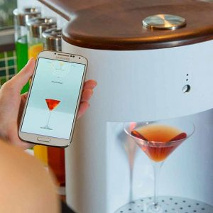 Robotic Cocktail Bartender