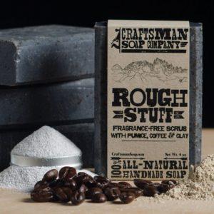 Rough Stuff Natural Bar Soap