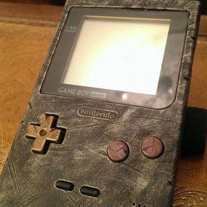 Rustic Retro Game Boy