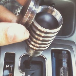 Secret Compartment Shift Knob