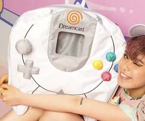Sega Dreamcast Backpack