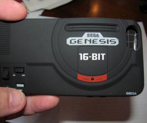 Sega Genesis iPhone Case