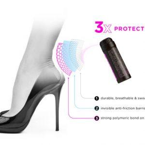 Shoe Blister Preventing Spray
