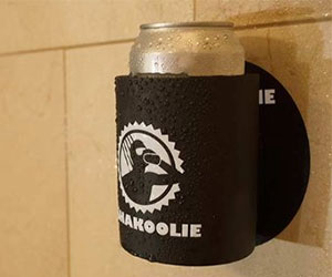 Shower Beer Koozie