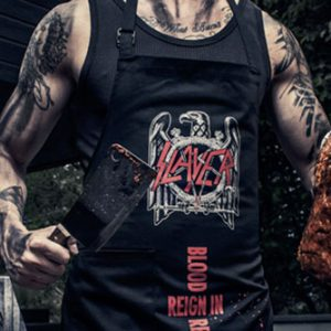 Slayer BBQ Apron