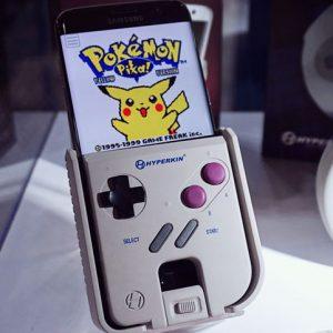 Smartphone Game Boy Adapter