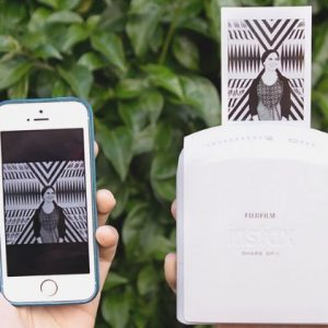 Smartphone Instant Film Printer