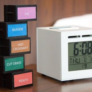 Smell Based Alarm Clock