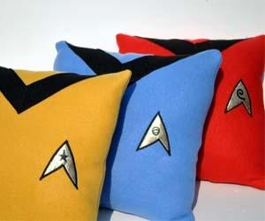 Star Trek Pillows