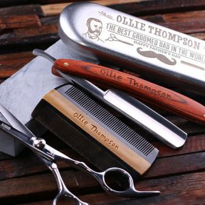 Straight Razor Shaving Kit