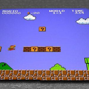 Super Mario Bros Mouse Pad
