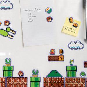 Super Mario Bros. Magnet Set