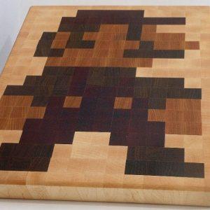 Super Mario Cutting Board