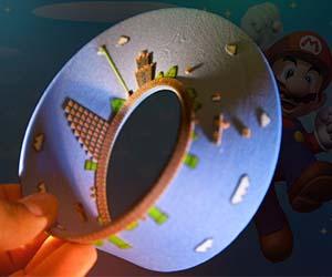 Super Mario Mobius Strip