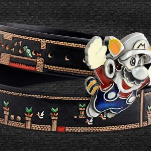 Super Mario World Belt