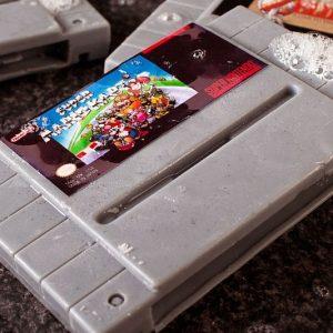 Super Nintendo Cartridge Soap