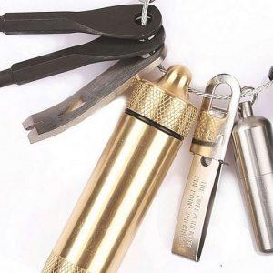 Survival Tool Keychain