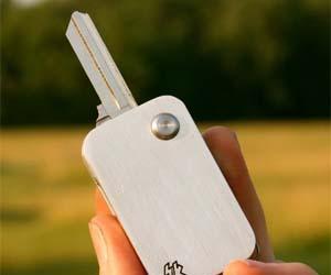 Switchblade Key Holder