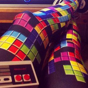 Tetris Leggings