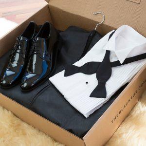 The Black Tux Premium Rental Service