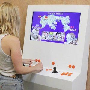 The Modern Retro Arcade Cabinet