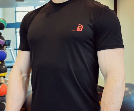 The Odor Free Gym Tee
