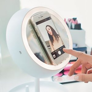 The Smart Makeup Mirror