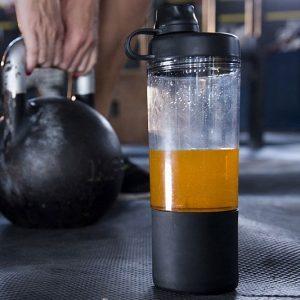 The Ultimate Gym Shaker Bottle