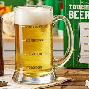 Touchdown Beer Mug