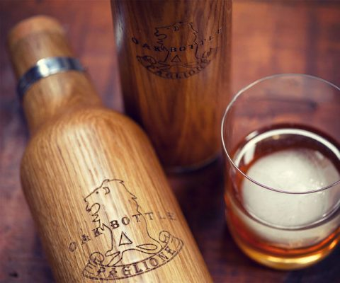 Ultra Fast Barrel Aging Oak Bottle