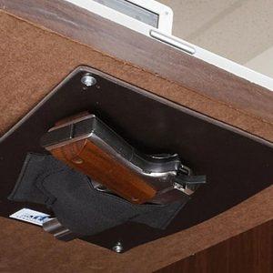 Under Desk Gun Holster