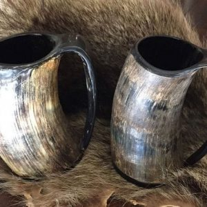 Viking Horn Cup