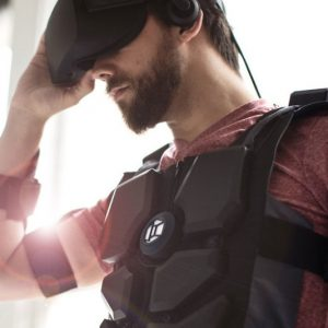 Virtual Reality Gaming Suit