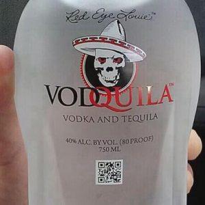 Vodka And Tequila Liquor