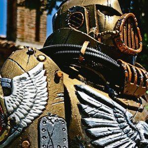 Warhammer 40K Battle Suit