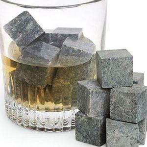 Whiskey Ice Cube Stones