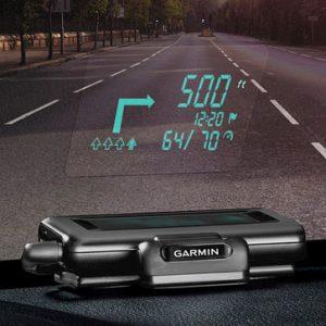 Windshield Display GPS