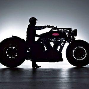 World's Biggest Motorcycle