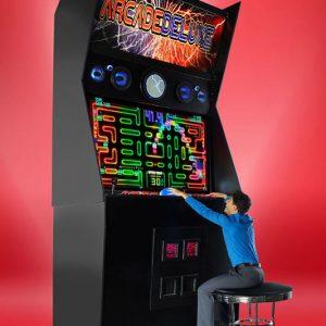 World's Largest Arcade Machine