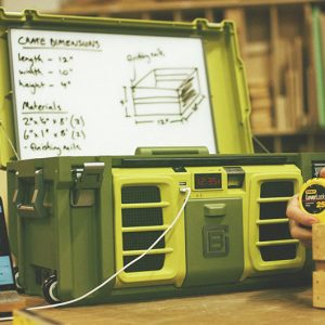 World's Most Advanced Toolbox