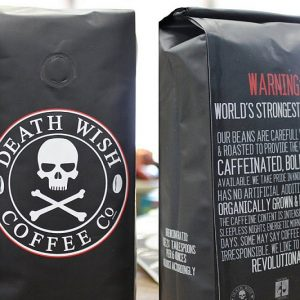 World's Strongest Coffee
